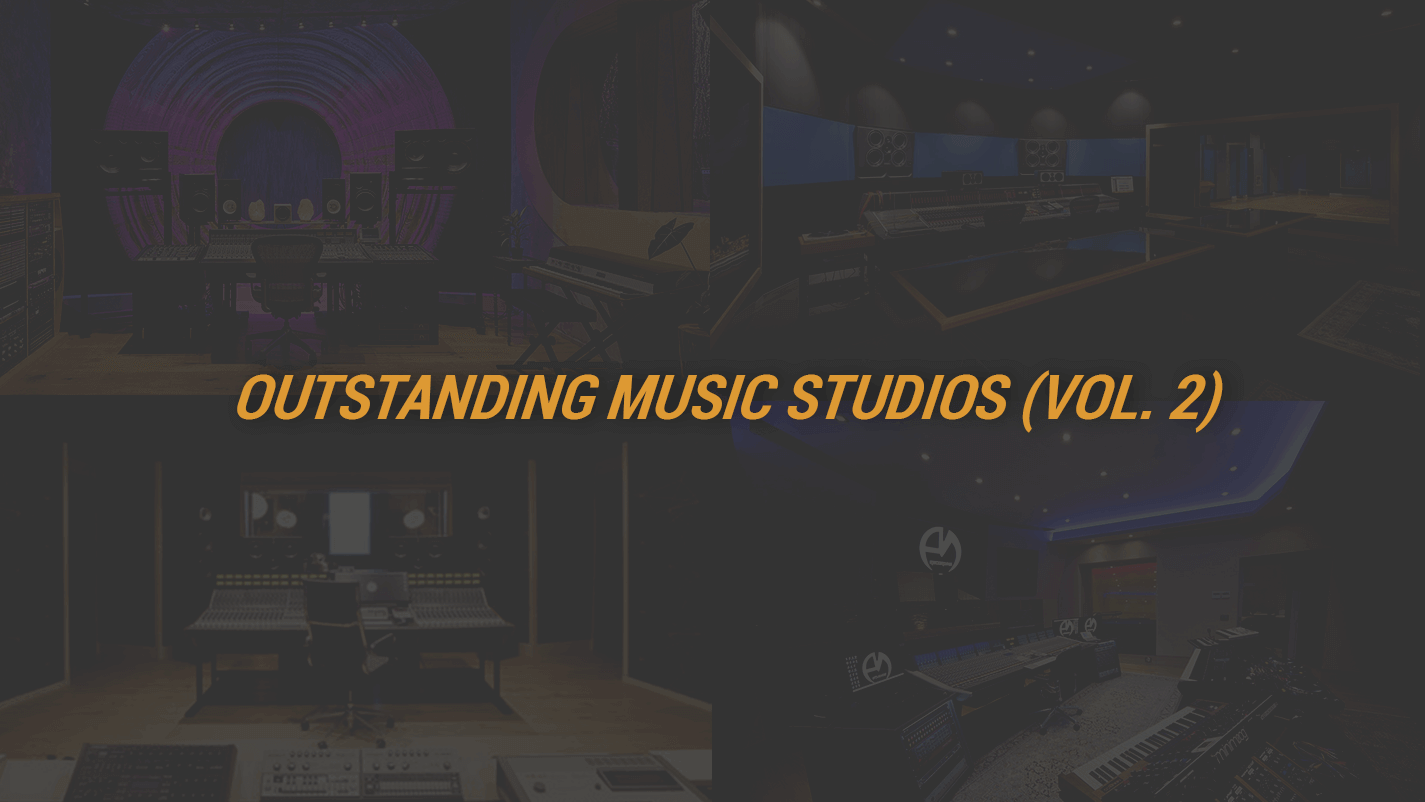 Outstanding Music Studios (Vol. 2)
