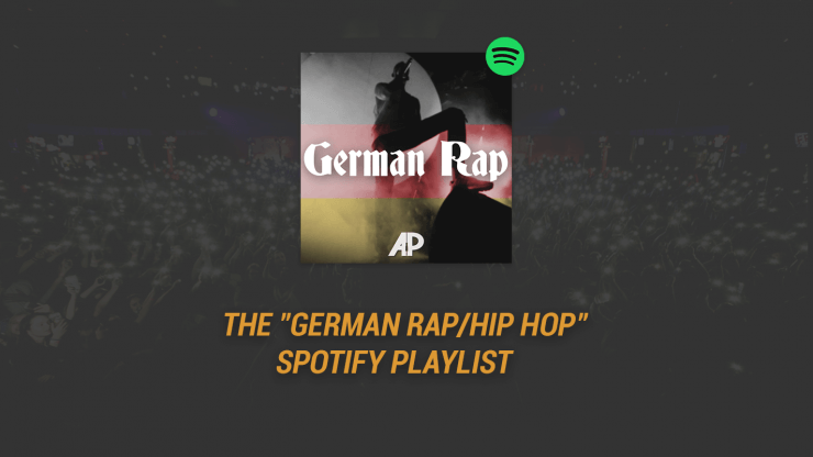 "The ""German Rap/Hip Hop"" Spotify Playlist"