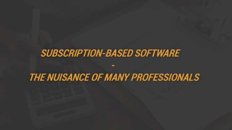 Subscription-Based Software