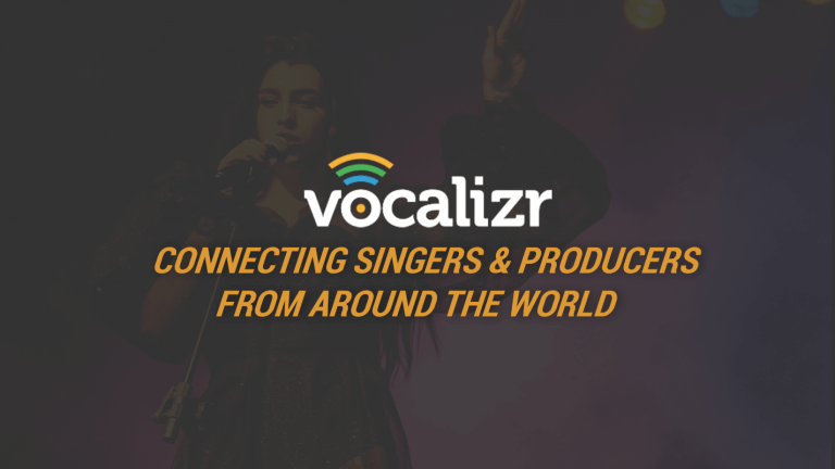 Vocalizr - Connecting Singers & Producers From Around The World