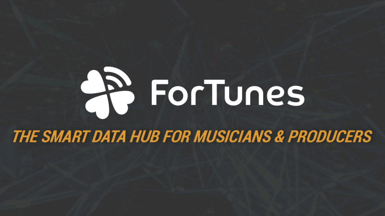ForTunes - The smart data hub for musicians & producers