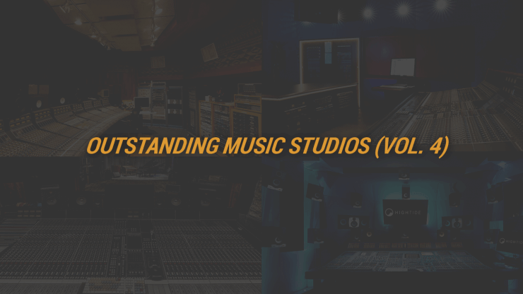 Outstanding Music Studios Vol. 4