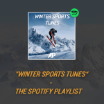 Winter Sports Tunes - The Spotify Playlist