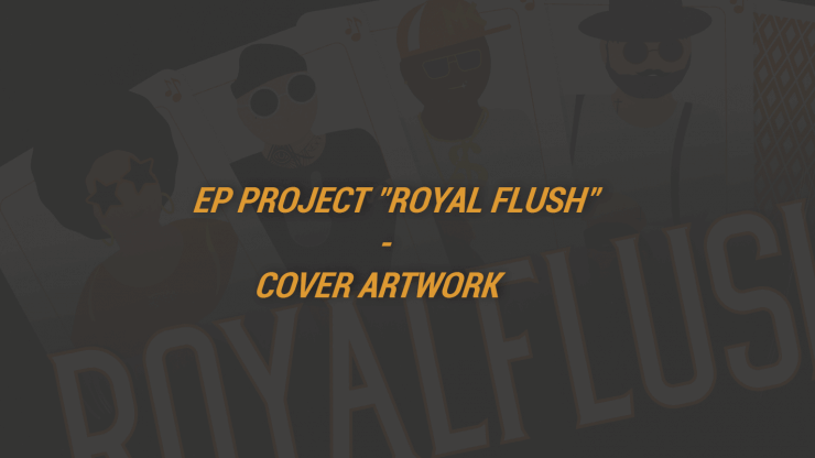 "EP Project ""Royal Flush"" - Cover Artwork"