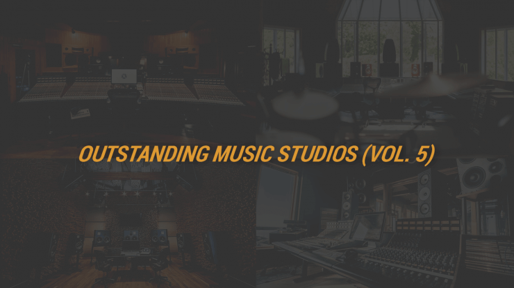 Outstanding Music Studios (Vol. 5)
